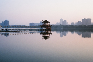Early morning Taiwan