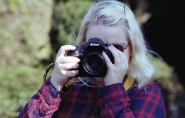 [FILM] TAIWAN US portraits makiko test Nikon FM(S) Kodak Gold 200 006