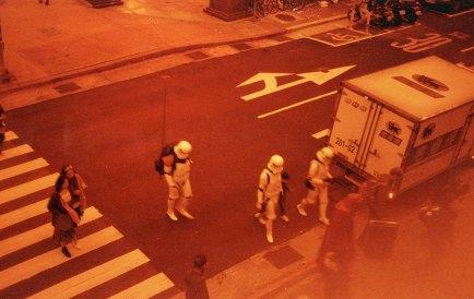 [FILM] TAIWAN - US tamsui street yongle DEC2016 Nikon FM(S) - Rollei Redscale 400 -008