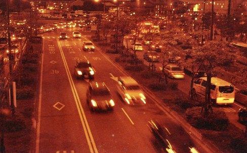 [FILM] TAIWAN - US tamsui street yongle DEC2016 Nikon FM(S) - Rollei Redscale 400 -027