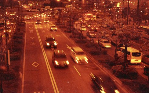 [FILM] TAIWAN - US tamsui street yongle DEC2016 Nikon FM(S) - Rollei Redscale 400 -027