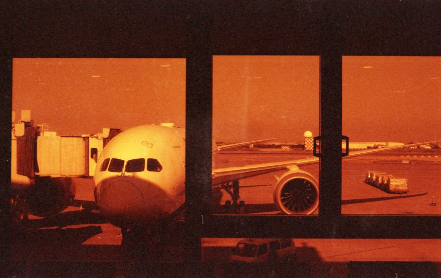 [FILM] TAIWAN - US tamsui street yongle DEC2016 Nikon FM(S) - Rollei Redscale 400 -031