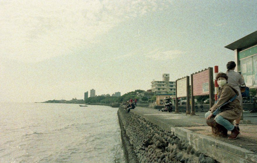[FILM] TAIWAN Beach Taipei APR2017 Nikon FM(B) Adox Color Implosion 100 @200028