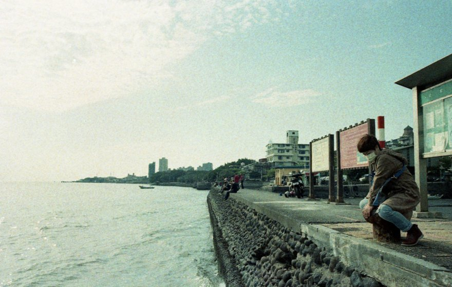 [FILM] TAIWAN Beach Taipei APR2017 Nikon FM(B) Adox Color Implosion 100 @200030