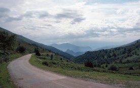 FRANCE - Pyrenees Camping JUL2017 Nikon FM2 - Kodak Ektar 100 -030