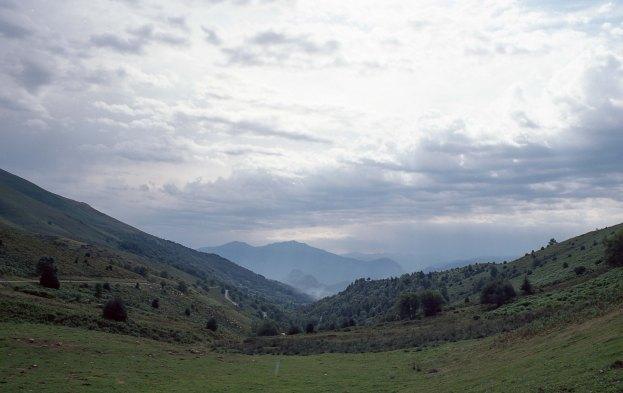 FRANCE - Pyrenees Camping JUL2017 Nikon FM2 - Kodak Ektar 100 -033
