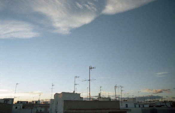 [FILM] SPAIN daily life - OCT 2013 - Nikon F3 - Kodak ColorPlus 200 -016