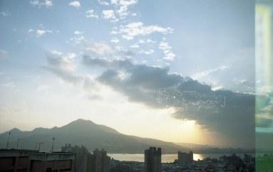 TAIWAN - Tamsui - Christmas DEC2014 Nikon F3 Kodak Colorplus 200012