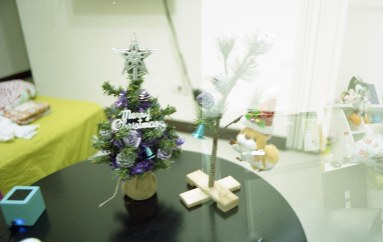 TAIWAN - Tamsui - Christmas DEC2014 Nikon F3 Kodak Colorplus 200014
