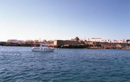 [Film] SPAIN TAIWAN - boat sanxia - AUG2016 -Nikon FM S - Fujifilm XTRA 400 -002